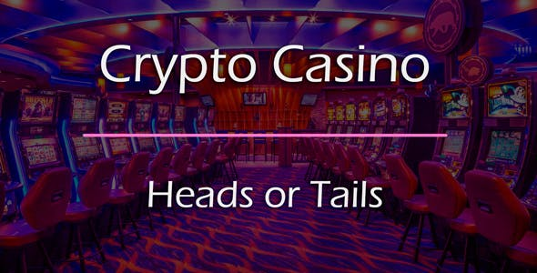 Heads Or Tails Game Add-on for Crypto Casino