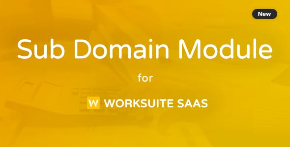 Subdomain Module for Worksuite SAAS
