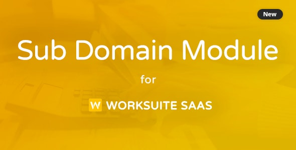 Subdomain Module for Worksuite SAAS - CodeCanyon Item for Sale