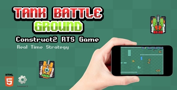 Tank Battle Ground - CodeCanyon Item for Sale