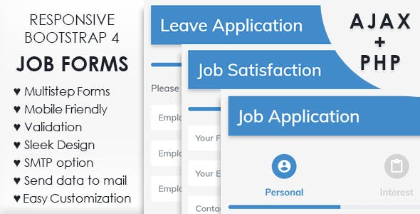 Job Application Form