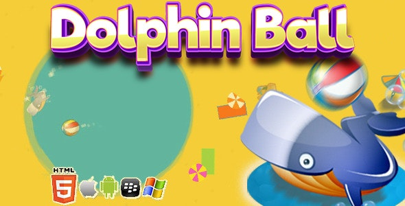 Dolphin Ball - CodeCanyon Item for Sale