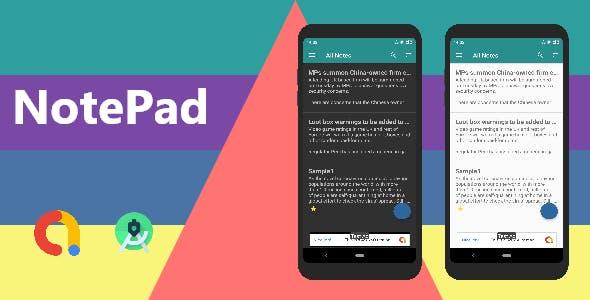 Notes - Notepad Application