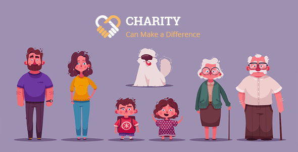 Charity – Nonprofit Charity System with Website - CodeCanyon Item for Sale