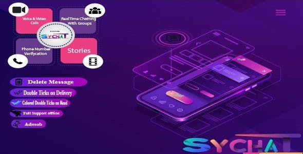 sychat Chat - Android Chatting App