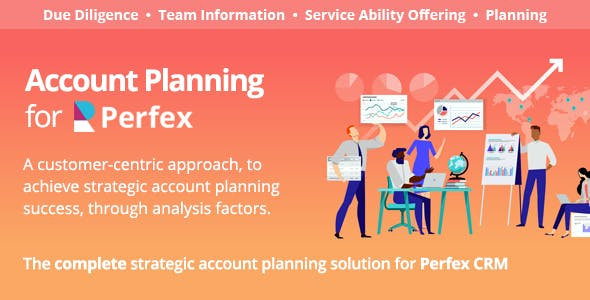 Account Planning module for Perfex CRM - Strategic plans for your clients