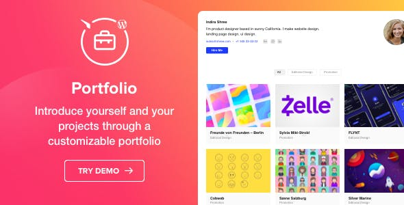Portfolio Gallery - WordPress Portfolio Plugin