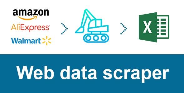 DataExcavator - web scraping server - CodeCanyon Item for Sale