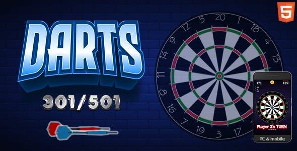 Darts: 301 & 501