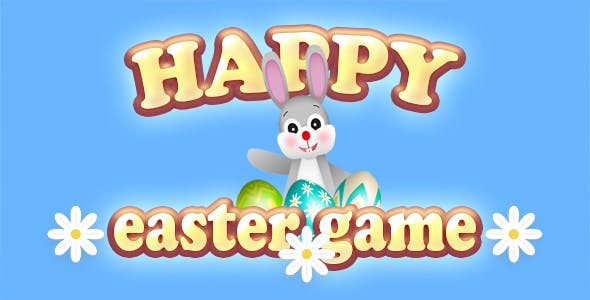 Happy Easter Game. C3. Any Platform