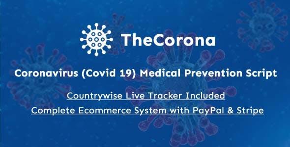 TheCorona - Coronavirus (Covid 19) Medical Prevention Script