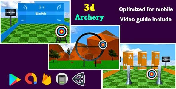 Final Archery - admob | firebase | unity