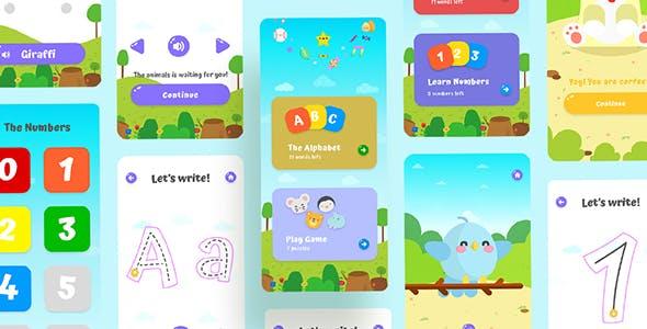 ABC Learning - React Native App