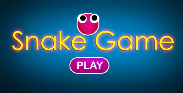 Snake Game with .capx with admob integrated - CodeCanyon Item for Sale