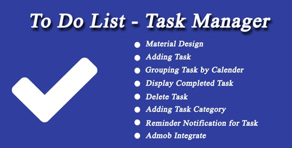 To Do List-Task Manager