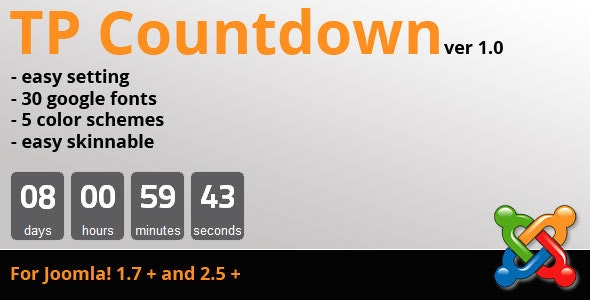 TP Countdown - CodeCanyon Item for Sale