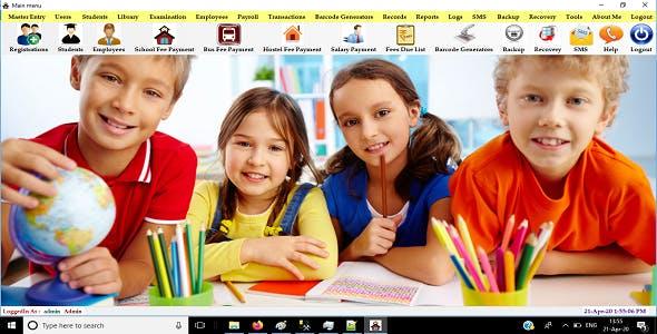 SchoolMate - Complete School and College ERP solution