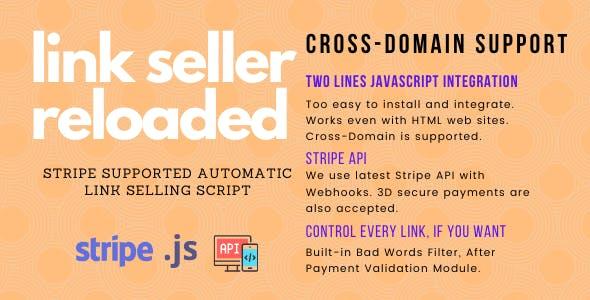 Link Seller Reloaded