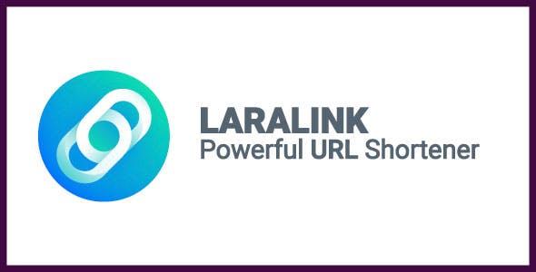 Laralink - Powerful URL Shortener