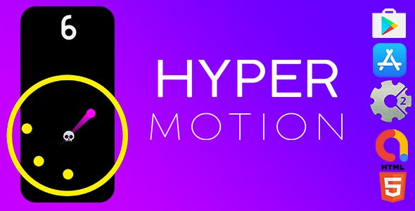 HyperMotion - HTML5 Game Capx
