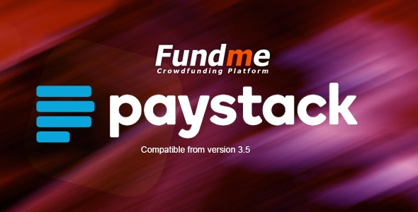 Paystack Payment Gateway for Fundme - CodeCanyon Item for Sale