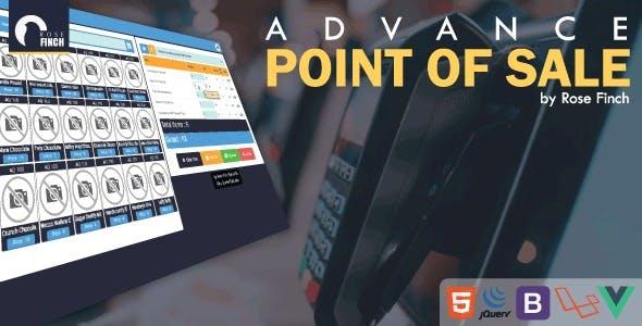 Advance Point Of Sale- Next POS