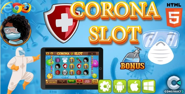 Slot Game - HTML5 Game (CAPX) - CodeCanyon Item for Sale