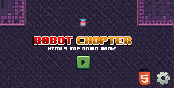 Robot Chopter - CodeCanyon Item for Sale