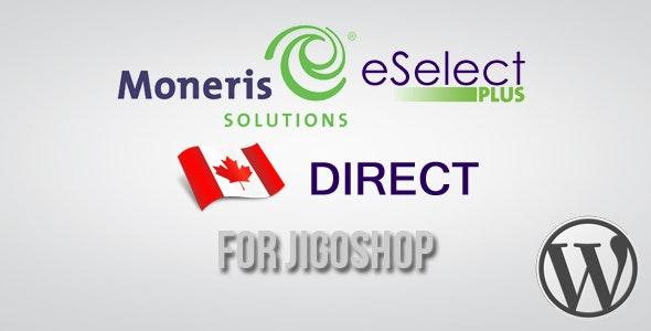 Moneris Direct CA Gateway for Jigoshop - CodeCanyon Item for Sale