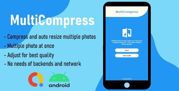 Photo Multiple Compressor Offline - CodeCanyon Item for Sale