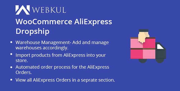 WooCommerce AliExpress Dropship - CodeCanyon Item for Sale