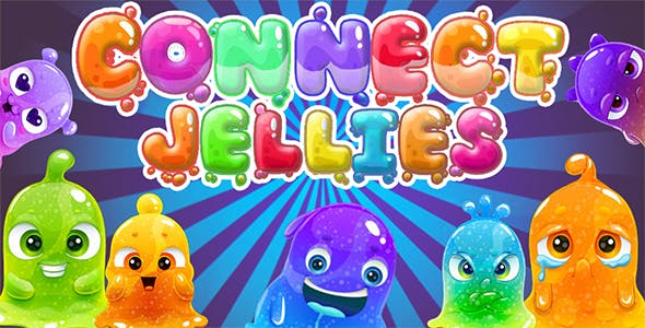 Connect Jellies (CAPX and HTML5) Memory Game