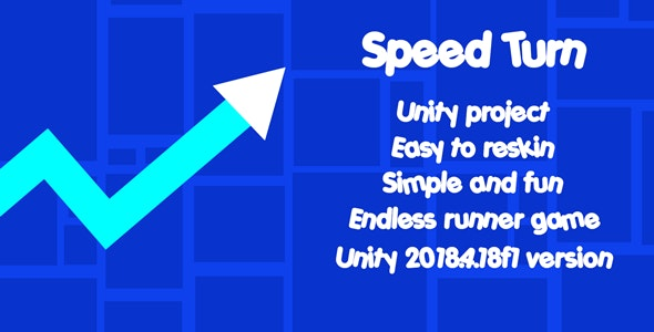 Speed Turn - Complete Unity Game + Admob - CodeCanyon Item for Sale