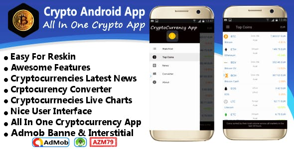 All In One Crypto App For Android