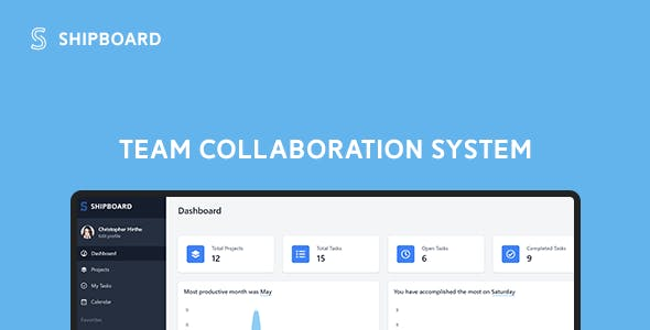 Shipboard - Team Collaboration System