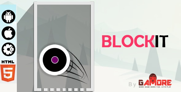 Block It - HTML5 Game - Construct2 & Construct3 CAPX - CodeCanyon Item for Sale