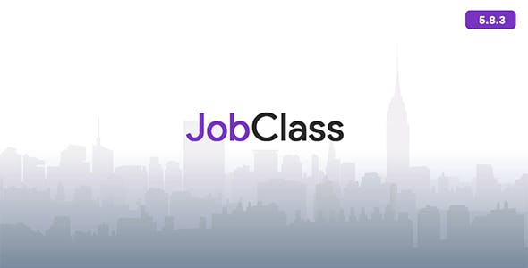 JobClass - Job Board Web Application