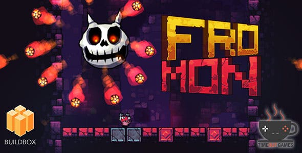Fromon (IOS) - Full Buildbox Game