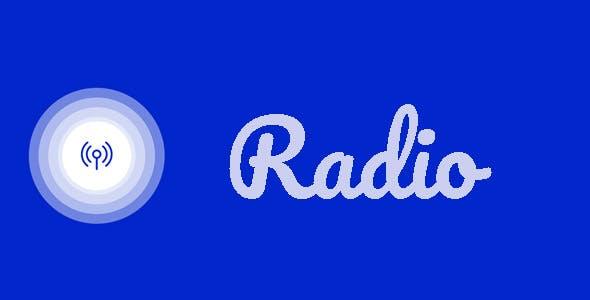 Radio App - Panel/Web/Mobile (Flutter-Laravel-Vuejs)