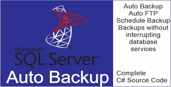 SQL Auto Backup