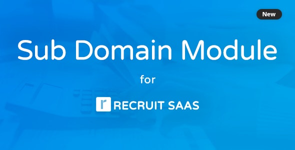 Subdomain Module for Recruit Saas - CodeCanyon Item for Sale