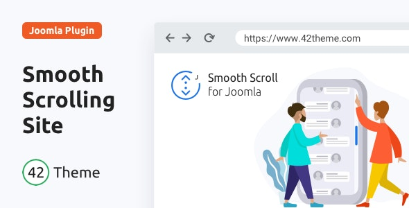 Smooth Scroll for Joomla — Site Scrolling without Jerky and Clunky Effects. - CodeCanyon Item for Sale
