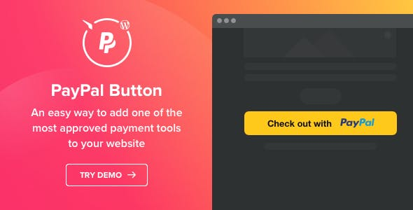 PayPal Button - PayPal plugin for WordPress