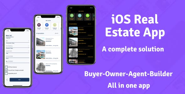 Real estate classified app- Buy,Sell,Rent,Lease properties