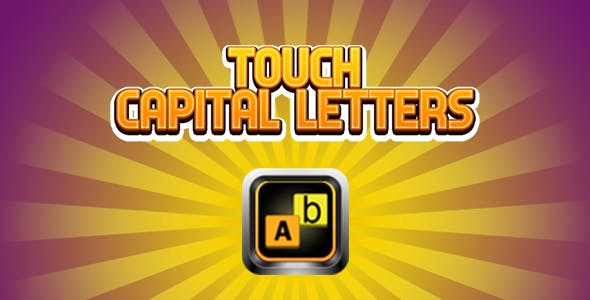 Touch Capital Letters (CAPX and HTML5)