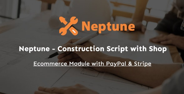 Neptune - Construction Script with Shop - CodeCanyon Item for Sale