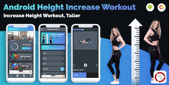 Height Increase Fitness Workout at home(30 days Workout Plan For Fitness)