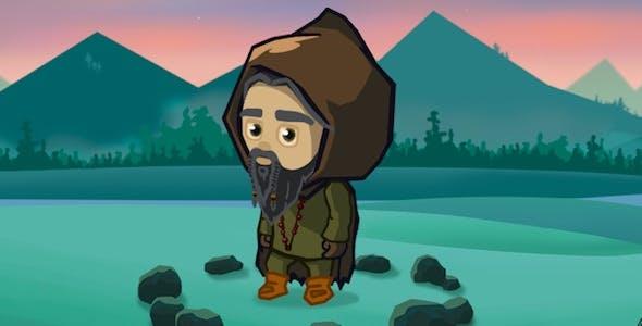 Shaman's Way - Premium HTML5 RPG Card Game