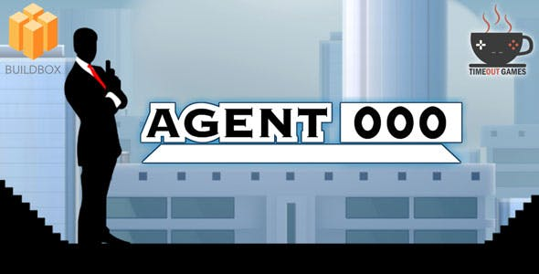 Agent 000 (IOS) - Full Buildbox Game