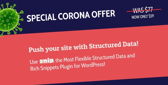 SNIP: Structured Data Plugin for WordPress